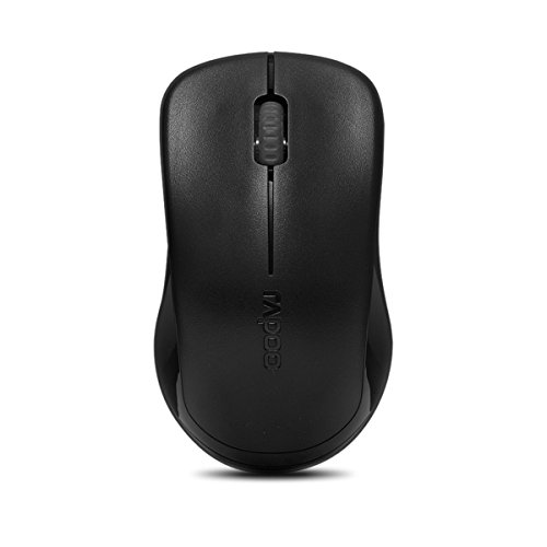 Rapoo 1620 Wireless Optical Mouse Black  available at amazon for Rs.699