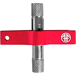 Ahead AFF2 Firefly Gearless Ratchet Drumkey - Red