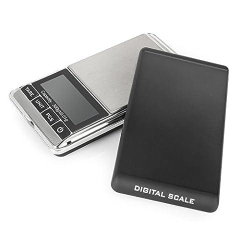Balance Scale - HOMPO® Balance électronique de Haute Précision Digitale