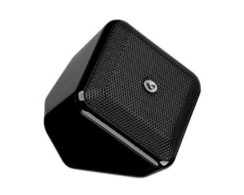 Boston Acoustics SoundWare Cube XS Satelliten Lautsprecher Hochglanz schwarz