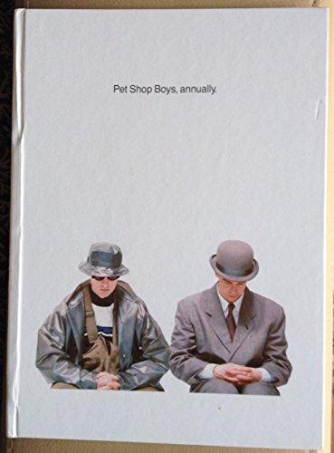 Pet Shop Boys, Annually by Chris Heath (Editor) (1-Aug-1988) Hardcover
