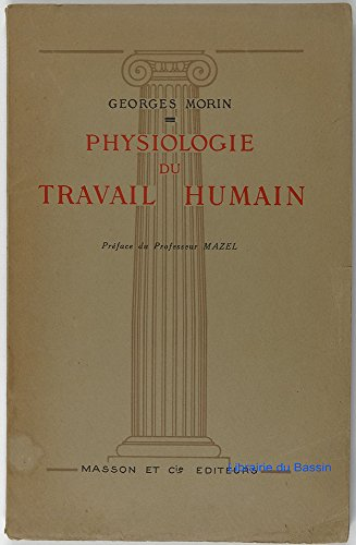 Physiologie du travail humain