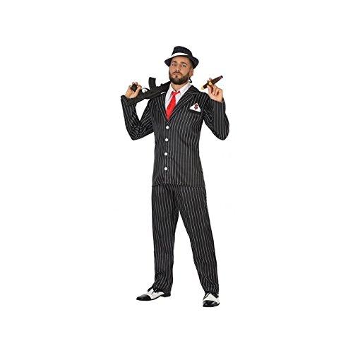 ATOSA 54133 Kostüm für den Herrn Costume Gangster M-L, ()