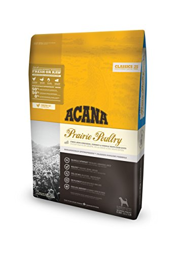 ACANA Prairie Poultry Comida para Perro 6kg 1 Saco
