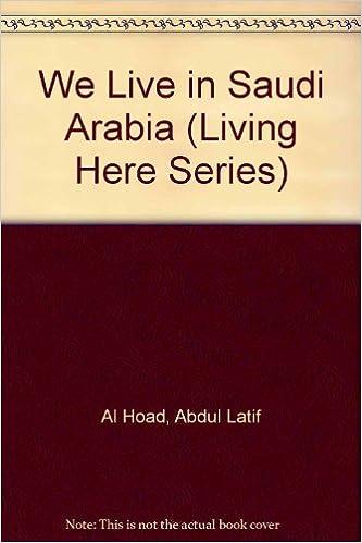 Amazon in: Buy We Live in Saudi Arabia (Living Here Series