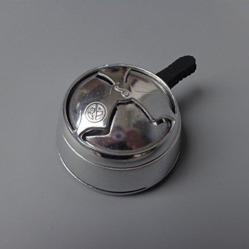 Provide The Best Aluminiumlegierung Kaloud Kohlehalter Ofen-Brenner für Shisha Tabakkopf Shisha Kopf Hitze Keeper
