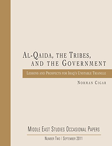 Al-Qaida, the Tribes,and the Government: Lessons and Prospects for Iraq's Unstable Triangle