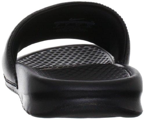 Nike Benassi Jdi, Ciabatte Uomo Nero (Black/White)