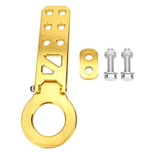 housesweet Rear Tow Towing Hook Heavy Duty Auto Car Trailer Ring Bumper Tow Hook for Honda Vezel//GK5 4500 lbs 2.5
