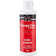 CHAMPU COLA CON CAFEINA BRILLO VOLUMEN 1000ML