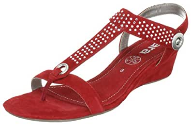 ara Sirmione 2-34166-12, Damen Sandalen/Fashion-Sandalen, Rot (kardinal), EU 37 ( UK 4)