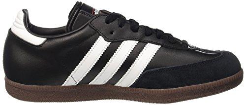 adidas Samba, Chaussures de Football Entrainement Femme Noir (Black/Running White)