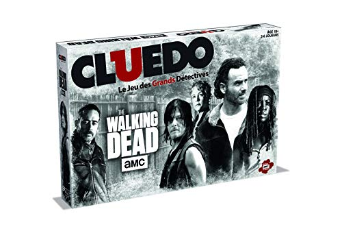 Le Cluedo version The Walking Dead