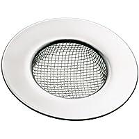 """KitchenCraft Stainless Steel Mesh Shower/Kitchen Sink Strainer, 7.5 cm (3"""")"""