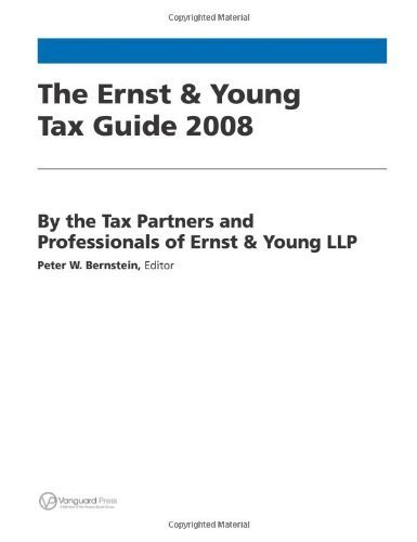 the-ernst-young-tax-guide-2008-2007-12-10