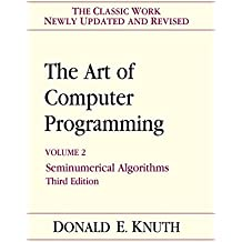 Art of Computer Programming, Volume 2: Seminumerical Algorithms