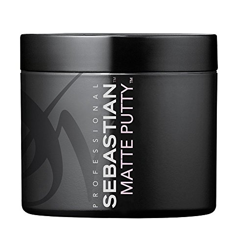 Styling Putty (Sebastian Matte Putty Remoldable Fiber Sculpter 1er Pack(1 x 75 milliliters))