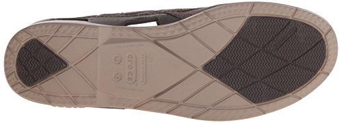 Crocs Crocs Retro Clog Unisex-Erwachsene Clogs Espresso / pilzfarben