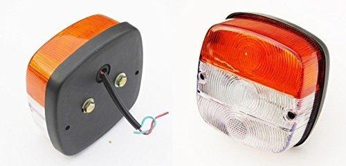 Bajato VORNE Blinker Einparkhilfe Blinker Massey Ferguson Traktoren Licht (Links + rechts) 12V -11009601