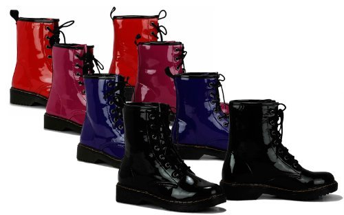 Femmes Chaussures à lacets bottes chaussures GROSSE LAINE bottes chaussures Fallen PETIT aus. s'il vous plaît un numéro COMMANDER