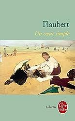 Un Coeur Simple (Le Livre de Poche) (French Edition) by Gustave Flaubert (1994-01-08)