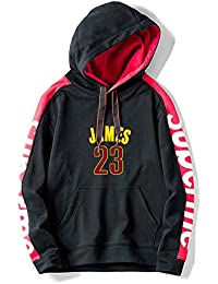 Shocly Sudadera Lakers De Los Angeles James Kobe Bryant Baloncesto Club Round Cuello Manga Larga para