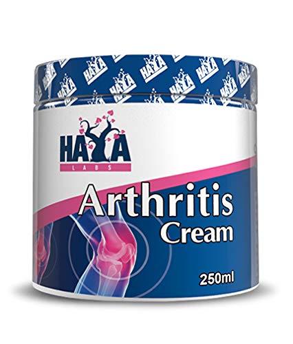 Arthritis-creme (Arthritis-Creme, HAYA LABS 250 ml, für Arthritis, Arthrose und schmerzende Gelenke.)