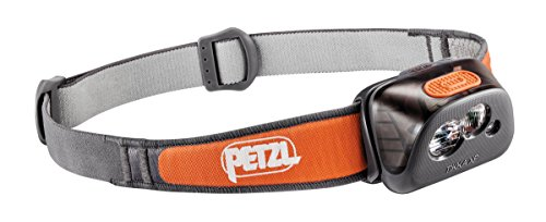 Petzl Tikka XP - Linterna frontal, color naranja, talla One Size