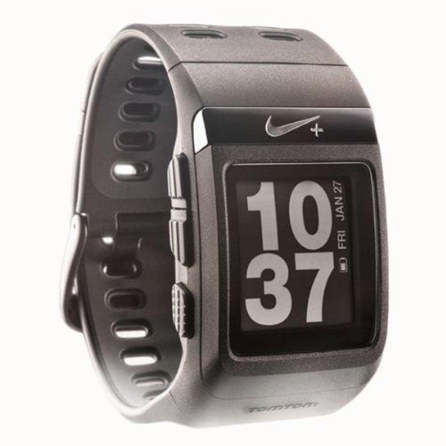 Nike+ Sportwatch GPS mit TomTom Navigation WM0070-002 (Sport-uhren Männer Für Nike)