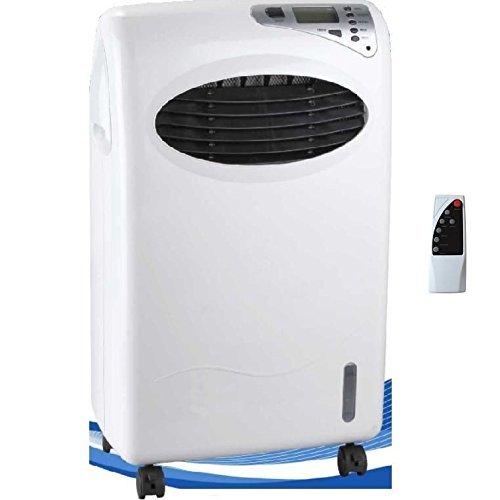 Syntrox Klima Chef AC-10 Cool Digitaler 5 in 1 Multifunktions-Ventilator mit Fernbedienung