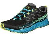 La Sportiva Lycan, Scarpe da Trail Running Uomo, Multicolore (Black/Tropical Blue 000), 41 EU