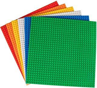 Strickly Briks - Rubik's Briks - Bases apilables de construcción - Juguete educacional con Licencia Oficial de los Principales Fabricantes de Cubos de Rubik- Compatible con Grandes Marcas | 02- 32x32