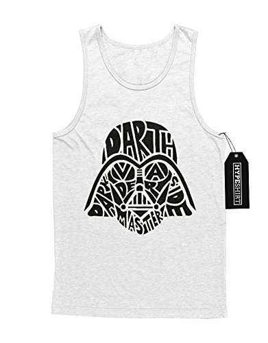 Tank-Top Darth Vader Maske Storm Trooper Dark Side Make The Death Star Great Again Imperial C149319 Weiß (Kinder Darth Und Maske Vader Top)