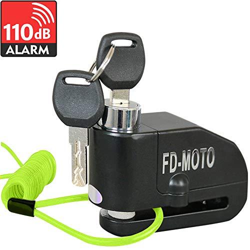 FD-MOTO - Dispositivos Antirrobo Candado Disco Alarma