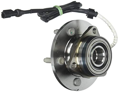 Motorcraft HUB-103 Front Wheel Bearing and Hub Assembly