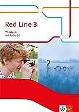 Red line, Teil: 3. Für Klasse 7 / Workbook (inkl. CD)