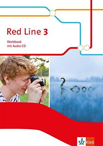 Red Line 3: Grammatiktraining aktiv Klasse 7 (Red Line. Ausgabe ab 2014)