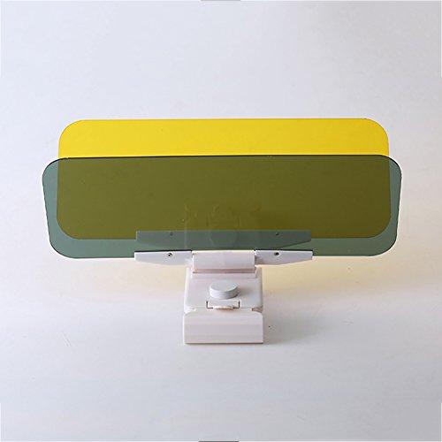 MRSLIU Auto Sun Visor Extension, 2 In 1 HD Tag Und Nacht Auto Windschutzscheibe Visor Eye Protector Mit Anti-UV/Blendschutz/Anti-Glare Windshield Extender
