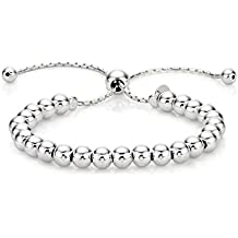 3a322dc5c35a Diamond Treats Pulsera de Plata para Mujer