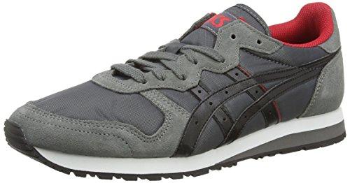 ASICS - Oc Runner, Sneakers Basse da unisex - adulto, grigio (grey/black 1190), 42