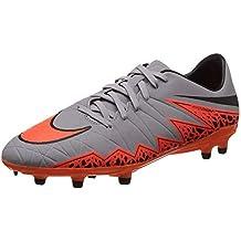 big sale 366cc a7266 Nike Hypervenom Phelon II FG, Botas de fútbol para Hombre