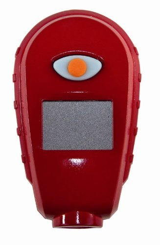 60 Sek. Thermometer (REV Ritter Infrarot-Thermometer, klein, rot, 0037709012)