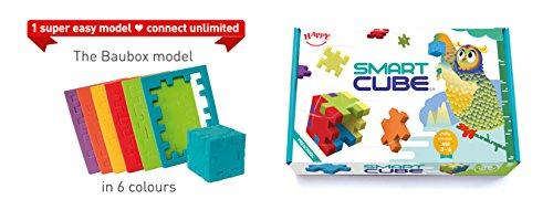 HAPPY Smart Cube Puzzles 6-Pack Eva Cube