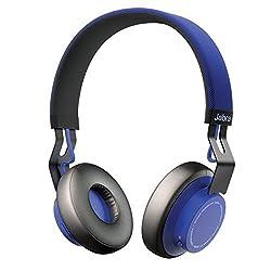 Jabra Move Wireless Bluetooth Stereo Headphones (Blue)