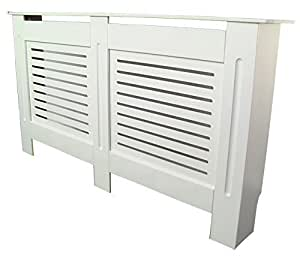 jack stonehouse cache radiateur peint moderne mdf grand format 1520 mm x 815 mm x 190 mm. Black Bedroom Furniture Sets. Home Design Ideas