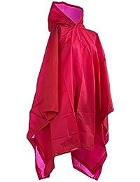Totes Women's Unisex Rain Poncho Fashion Scarf