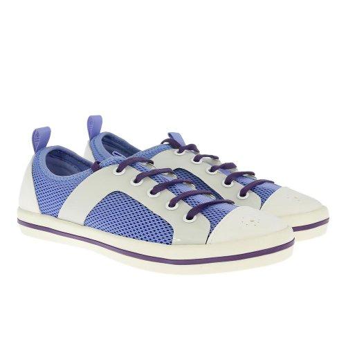 Ccilu , Chaussures de ville à lacets pour femme - BluJay