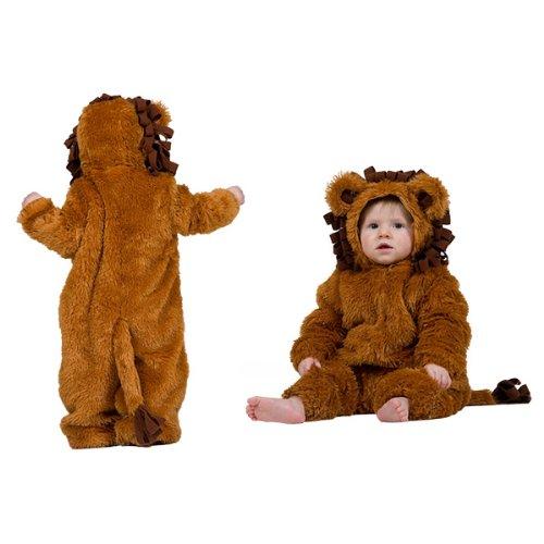 Kostümplanet® Löwen-Kostüm Klein-Kind Fasching Kinderkostüm Löwe Größe (Kleinkind Kostüm Löwe)
