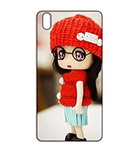 Happoz baby doll image HTC Desire 816 phone covers Mobile Cases Back Panel Printed Fancy Pouches Accessories Z693