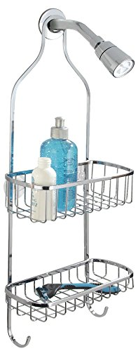 mdesign-shower-tray-without-drilling-shower-stand-for-bathroom-accessories-practical-shower-shelf-fo